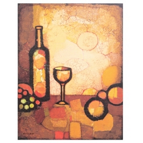 Wine Tasting Canvas Art Print