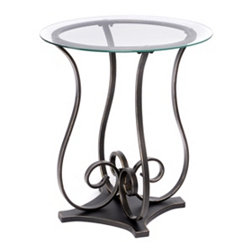 Sophia Oval Accent Table
