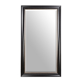 Black Full Length Mirror, 38x68