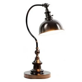 Bronze Pharmacy Task Lamp