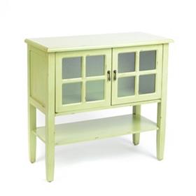 Green Granville Cabinet