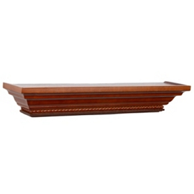 Henry Oak Wall Ledge, 24 in.