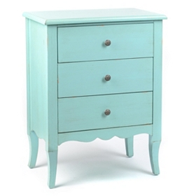 Rachel Blue Nightstand