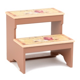 Coffee Time Step Stool