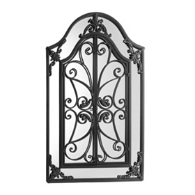 Hensley Gated Mirror