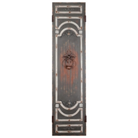 Gianna Wood Door Panel