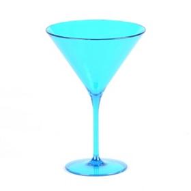 Aqua Merona Shatterproof Martini Glass
