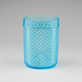 Aqua Santini Shatterproof Rocks Glass