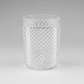 Clear Santini Shatterproof Rocks Glass