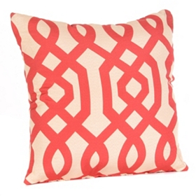 Gatehill Red Pillow
