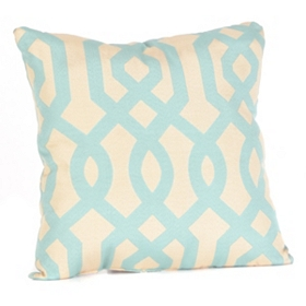 Gatehill Aqua Pillow
