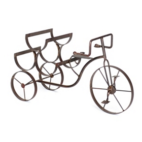 Decorative Bicycle Wine Rack