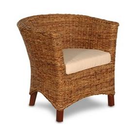Serena Wicker Tub Chair