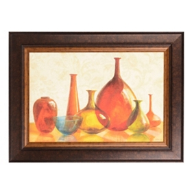 Modern Vessels Framed Art Print