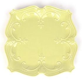 Green Sweet Olive Dinner Plate