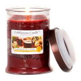 Farmhouse Cider Jar Candle