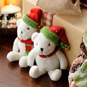 2013 Holiday Polar Bear