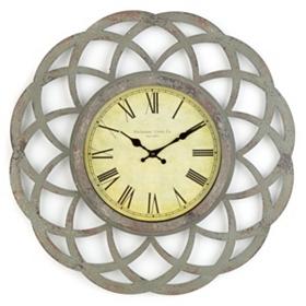 Jacie Wooden Wall Clock