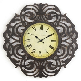 Marcelle Wooden Wall Clock