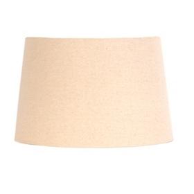 Tan Linen Hardback Shade
