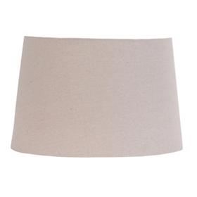 Gray Linen Hardback Shade