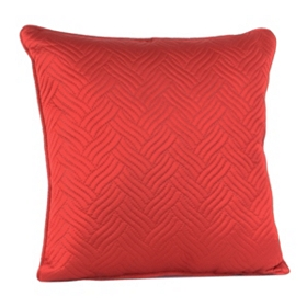 Melrose Red Pillow