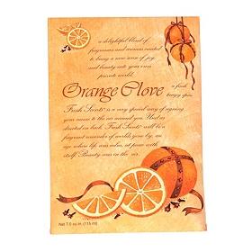 Orange Clove Sachet
