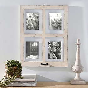 Window Pane Collage Frame, 20x26