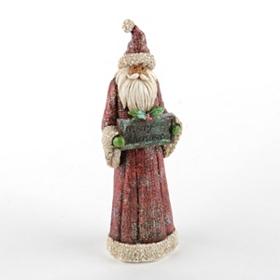 Merry Christmas Santa Statue