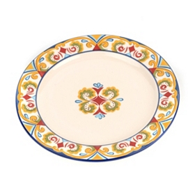 Byzantine Ceramic Salad Plate