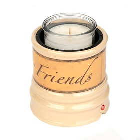 Faith, Family, and Friends Candle Warmer