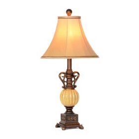 Savannah Bronze Table Lamp