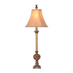 Hampton Brown Buffet Lamp