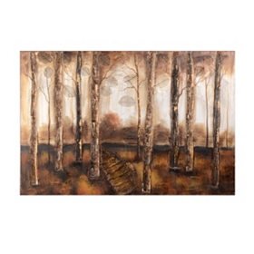 Watertown Forest Canvas Art Print