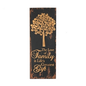 Life's Greatest Gift Wall Plaque