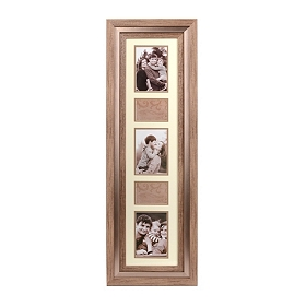 Driftwood 5-Opening Collage Frame