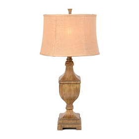 Woodtone Table Lamp