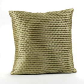 Green Zoe Pillow