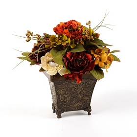 Peony Passion Arrangement, 16 in.