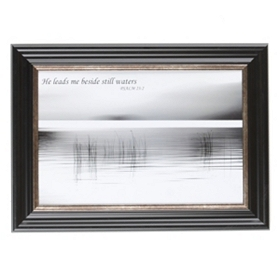 Still Waters Framed Art Print