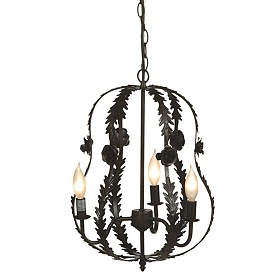 Emma Garden Chandelier, 16 in.