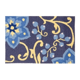 Winterthur Floral Accent Rug