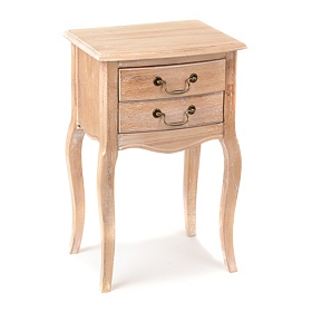 Modena Natural Wood Accent Table