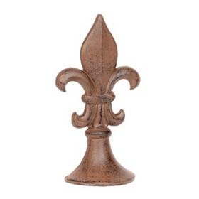 Bronze Fleur-de-Lis Door Stop