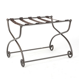 Antique Bronze Luggage Rack