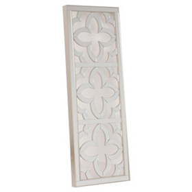 Clover Mirror Wall Plaque