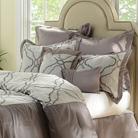 Charcoal Grand Manor 8-pc. King Comforter Set