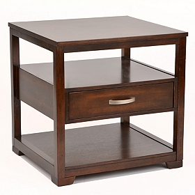 Binali Birch End Table
