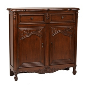 Antique Brown Sideboard