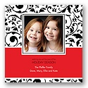 Merriment Photo Holiday Card